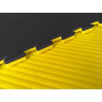 Quality High Density 100% EVA Jigsaw mat 1*1m with 40mm used for Judo, Karate and gym sport field for sale