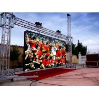 RGB SMD Advertising LED Display LED Screen Corrosion Resistance