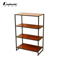 Quality Simple Professional Coffee Sofa Side End Snack Tray Tables Simple Style 4L shelf for sale