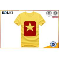 Quality Various Colors Customize Your Own Shirt , Simple Design O - Neck T Shirts for sale