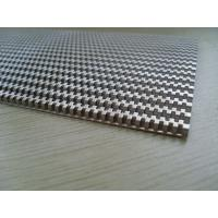 Quality 3003 serrated Compact Fin tube Heat Exchanger with High efficiency for sale