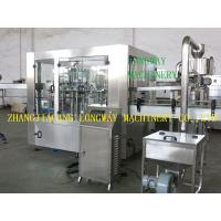 Buy cheap Whole Drinking Water Production Line for Plastic Bottle product