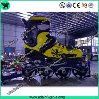 Quality 3.5m Inflatable Rollar Blade,Inflatable shoes,Giant Inflatable Shoes for sale