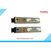 Quality 1.25G SFP Module 1000Base SFP BIDI 120km Fiber Optical Transceiver for sale