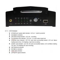 Buy cheap Public Bus 3G 4G 8 Channel Mobile DVR recorder Tracking on Smartphone and PC product