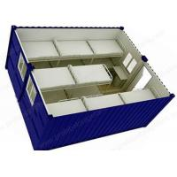 Quality 20FT Container Affordable Mobile Prefabricated House Of Dormitory ANT CH1603 for sale