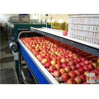 Buy cheap Electric 20T/H Bottled Orange Juice Processing Line Automatic from wholesalers