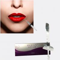 Quality Ocean Star lip injection derm 2ml hyaluronic acid injectable dermal fillers for sale