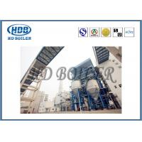 China Typical Industrial Cyclone Separator , Boiler Dust Cyclone Separator Gas Solid Separation on sale