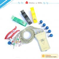 Buy cheap White Color Diagnostic Handheld ECG Machine , Excellent Ecg Heart Monitor Device from wholesalers