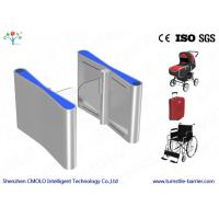 Buy cheap Automatic Intelligent Barrier Gate Turnstile Systems For Pedestrian product