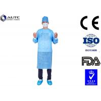 China PP Disposable Medical Workwear Garments , Hospital Surgical Scrubs Non Woven on sale