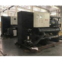 Quality Water Cooled Industrial Refrigeration Systems With R22 / R407C / R134a Refrigerant for sale