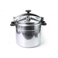 Buy Safety Device 25cm All Clad Stove Top Pressure Cooker at wholesale prices
