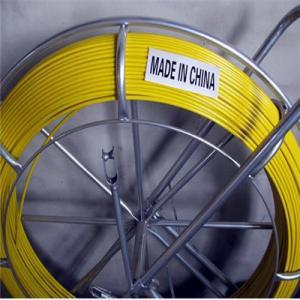China Fiberglassductrodder/Flexible fiberglass rod/Cobra conduit rod on sale