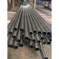 ASTM A268 TP409 , UNS S40900 , EN 1.4512 welded stainless steel tube for Exhaust