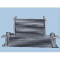 Quality Car Reducing Temperature Engine Automotive Oil Coolers / Air heat exchanger for sale