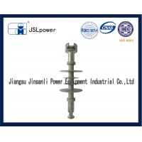 Quality 10kV HDPE Polymeric Suspension Type Insulator Light Weight For Easy Handing for sale