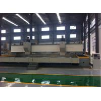 Quality High speed CNC tube sheet drilling machine THD80/2, max.size 8000x8000mm for sale