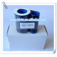 Quality Printer ribbon type P330i color compatible id card printer ribbon for sale