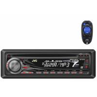 China 1 din jvc car cd player  Radio Tuner MP3 Player with USB, SD slot on sale