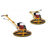 Quality Concrete walk behind Folding Handle Power Trowel for Construction Machinery for sale