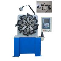 Quality Three Axis Universal Torsion Spring Coiling Machine 2.7 KW / Spring Making Machinery for sale
