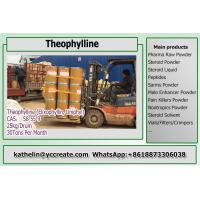 Buy cheap CAS 58-55-9 Pharma Raw material Theophylline / Elixophyllin / Uniphyl Methylxant from wholesalers
