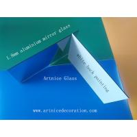 China 1.8mm clear aluminum mirror glass, clear aluminum mirror float glass,clear aluminum mirror on sale