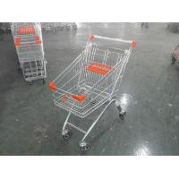 Quality Childrens Wire Shopping Trolley Foldable With 4 wheel , European Style for sale