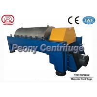 Quality Popular Large Volume DecanterCentrifuges Sludge Dewatering Machine for sale