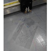 Quality plastic sample making cutting plotter for sale
