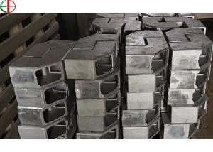 Quality Finish Machined Lost Wax Aluminum Casting Alloys 6063 for sale