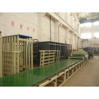China Automatic Colorful Glazed Mgo Roof Tile Making Machine Cement Pantile Equipment ISO on sale