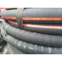China 6 Inch Rubber Diesel Oil Suction& Discharge Hose 10bar/150psi on sale