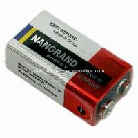 Buy cheap 6lr61 Alkaline 9V Battery product