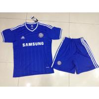 Quality 2019 FIFA nations full sleeve football jerseys Chelsea soccer team training sets S to XL customized  fans 2 pieces for sale