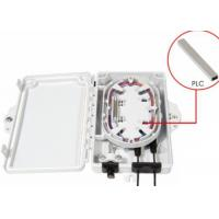 Buy cheap 2C White / Grey /Black  Wall Mounted Fiber Optic Access Terminal Box from wholesalers