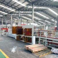 Quality Cement And MgO Board Production Line Partition Fireproof Wall Panel Making for sale