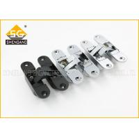 Quality 180 Degree Cupboard Door 3D Adjustable Concealed Hinge Italy Type for sale
