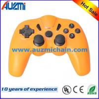 Quality video game controller for pc rubber painting oil computer gaming pad for sale