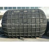 China Durable 1880D2 Cord Fabric Ribbed Pneumatic Fenders for Navy Boat Fenders on sale