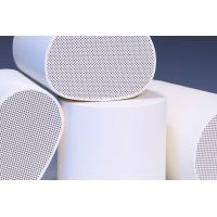 Quality Honeycomb Ceramic Cordierite DPF For Catalytic Converters for sale