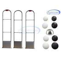 Quality Adjustable Sensitivity Retail Security System 1520*300*120mm With Red Alarm Light for sale