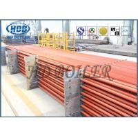 Buy cheap Red painted ND or Carbon Steel exported Thailand economizer HRSG heat recovery steam generator boiler product