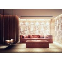 Quality Modern Outside Wall Decor 3D Wall Board for sale