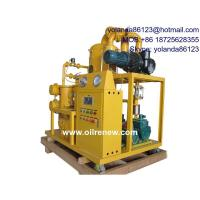 Quality Transformer Vacuum Evacuation Plant | Oil Filtration | Insulating Oil Treatment Machine for sale