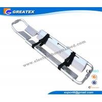Buy X - Ray Translucent Plastic Folding Scoop Stretcher for ambulance carrying patients at wholesale prices