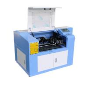 China High Precision 500*400mm Desktop Advertising  Co2 Laser Engraving Cutting Machine 60W on sale