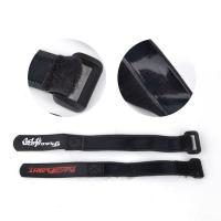 Buy cheap Non slip Hook And Loop Cable Strap With Durable Buckle from wholesalers